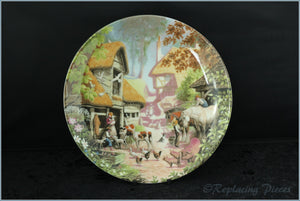 Coalport - The Tale Of A Country Village - The Farmyard