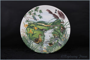 Wedgwood - Colin Newmans Country Panorama - The Meandering Stream