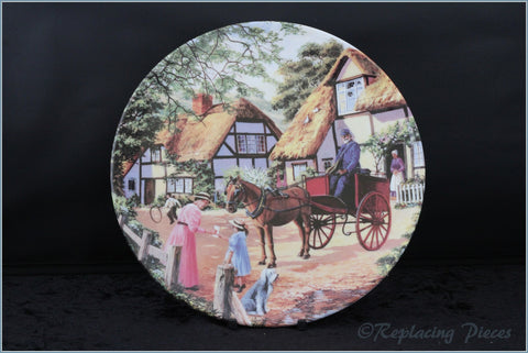 Royal Doulton - Country Deliveries - The Postman
