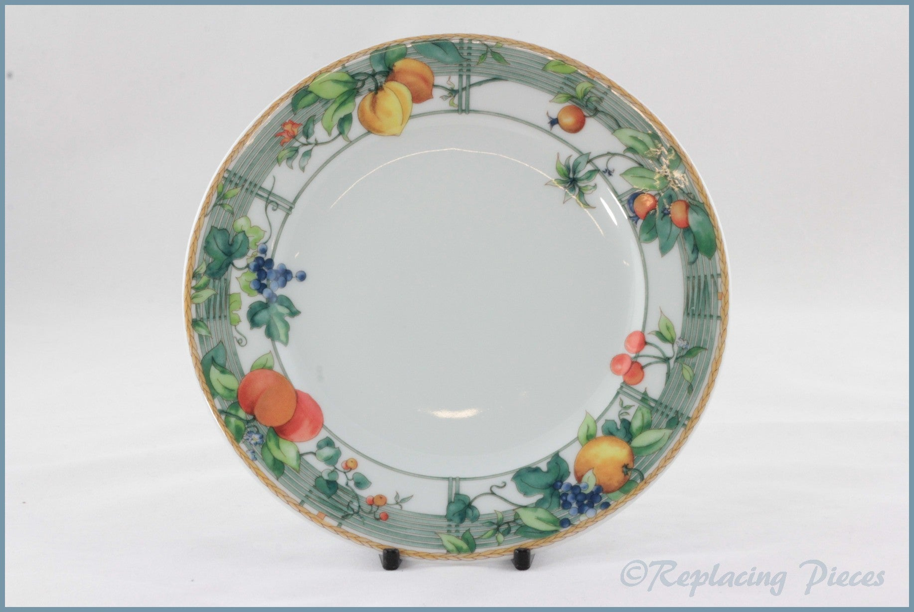 "Wedgwood - Eden (Home) - 9"" Luncheon Plate"