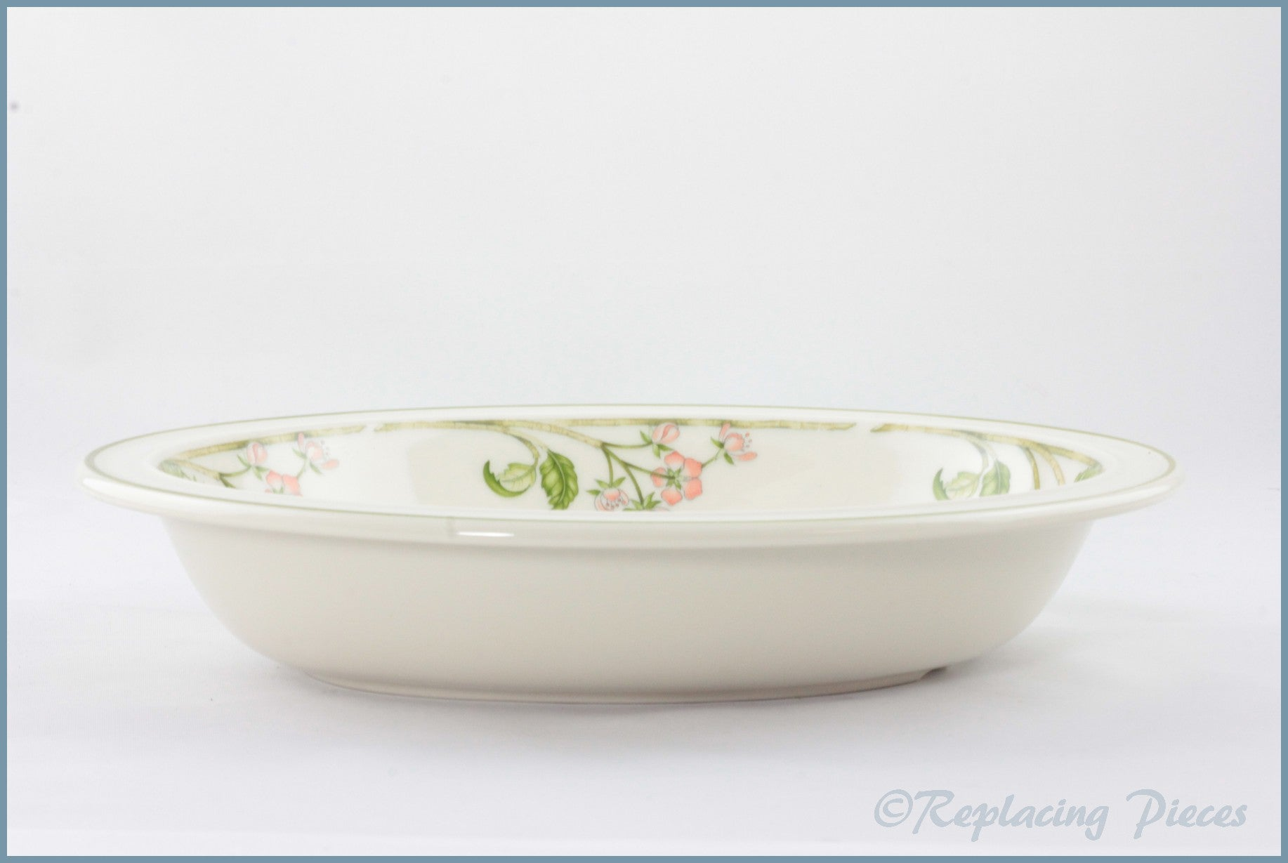 Wedgwood - Wild Apple - Open Vegetable Dish