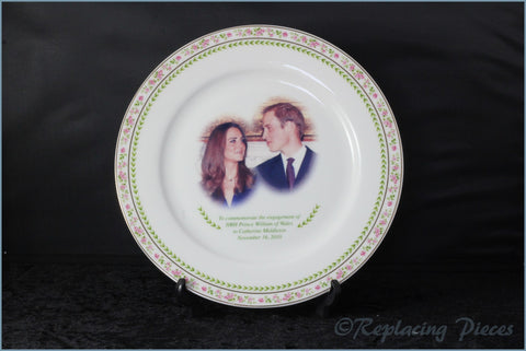 Royal Doulton - Engagement Of William & Catherine