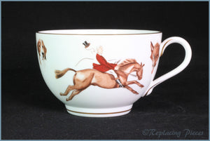 Royal Worcester - VIP - Breakfast Cup (Hunting)