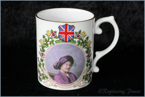 Caverswall - 85th Birthday Of The Queen Mother - Mug