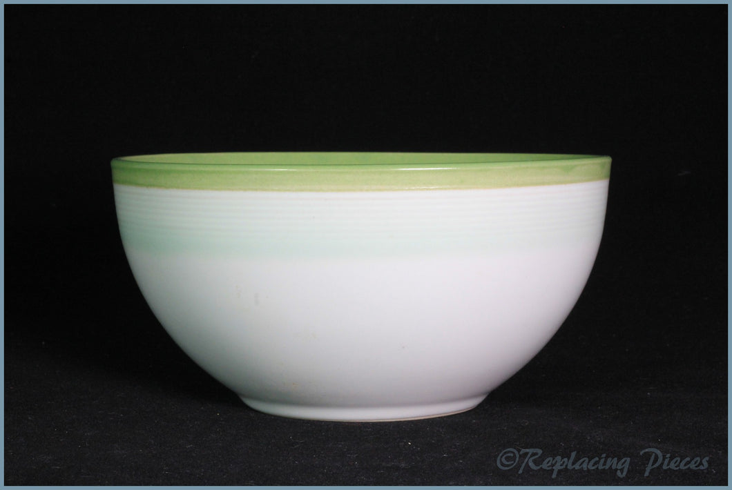 Denby - Intro Green - Cereal Bowl