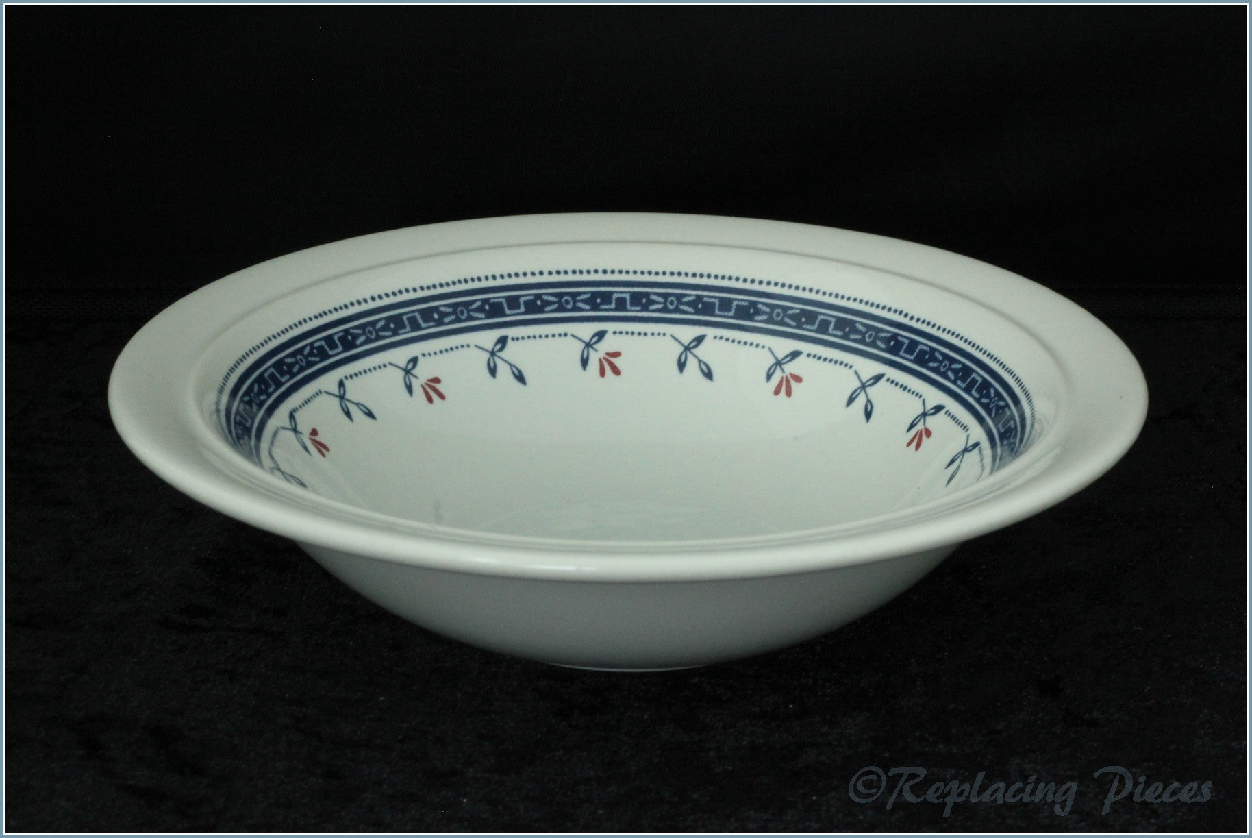 Staffordshire - Unknown 1 - Cereal Bowl
