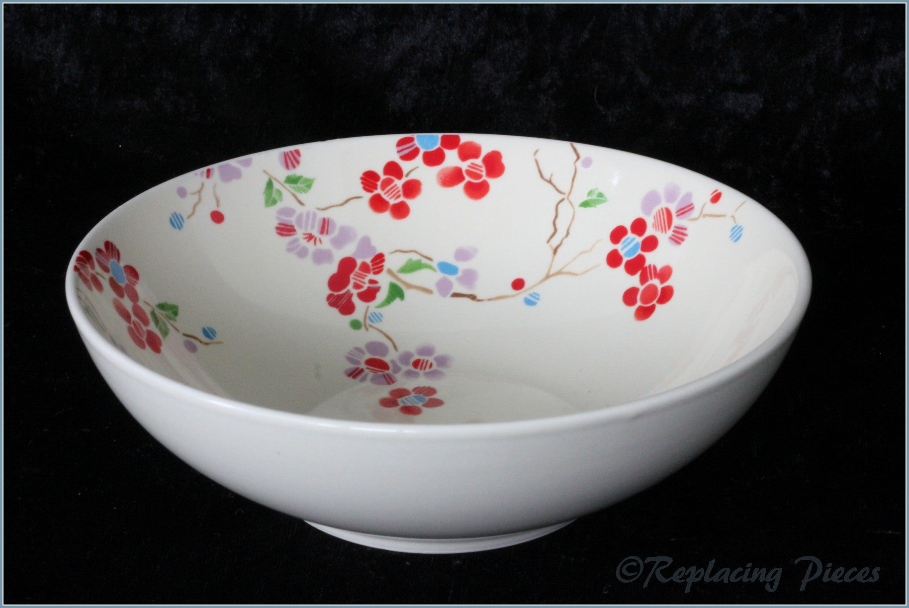 Queens - Sanderson (Maia Collection) - Cereal Bowl