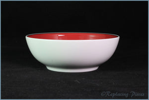 Marks & Spencer - Manhattan (Red) - Cereal Bowl