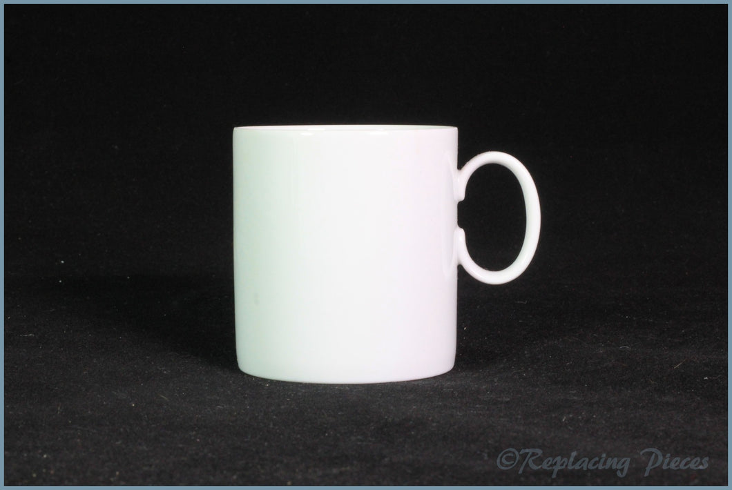 Thomas - Medaillon (White) - Coffee Can