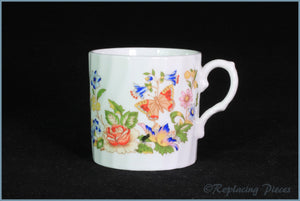Aynsley - Cottage Garden - Coffee Can