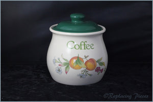 Cloverleaf - Peaches & Cream - Storage Jar (Coffee)