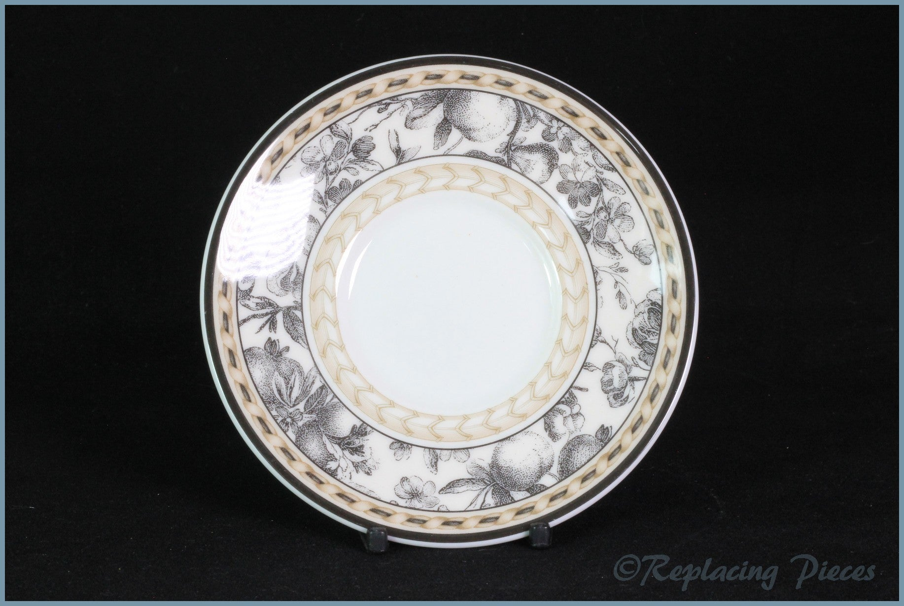Royal Doulton - Provence (TC1289) - Coffee Can Saucer