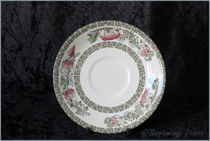 Johnson Brothers - Indian Tree - Coffee Saucer