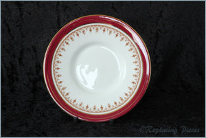 Aynsley - Durham - Coffee Can Saucer