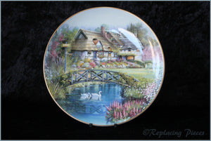 Royal Doulton - The Cottage On Cherry Tree Lane