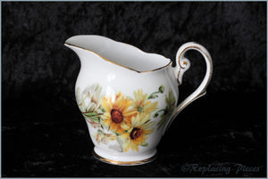 Royal Standard - Brown Eyed Susan - Cream Jug