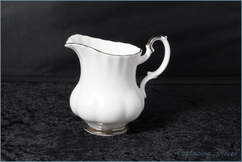 Royal Albert - Chantilly - Cream Jug