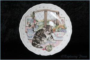 Royal Albert - The Country Kitten Collection - Curiosity