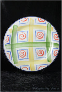 Staffordshire - Unknown 2 - Dinner Plate