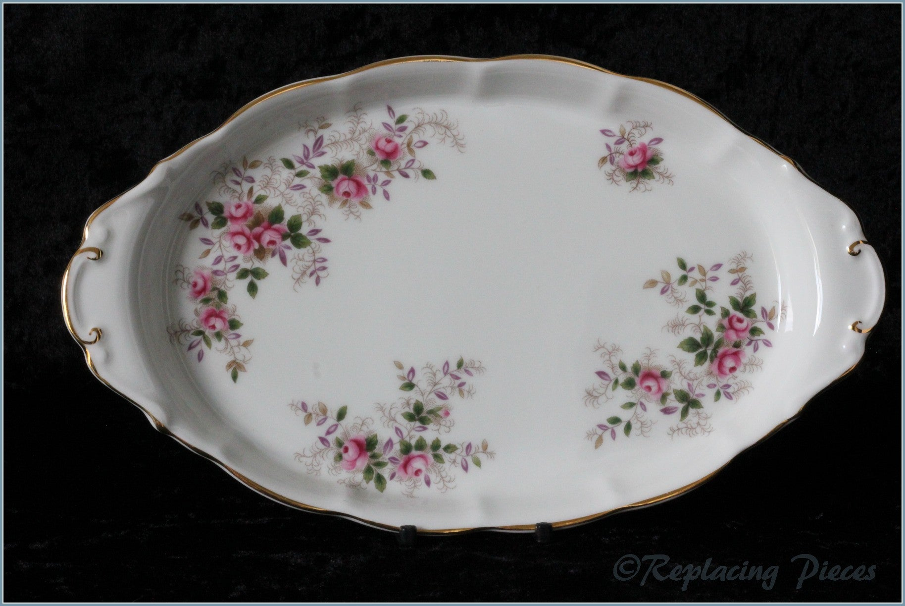 Royal Albert - Lavender Rose - Dressing Table Tray