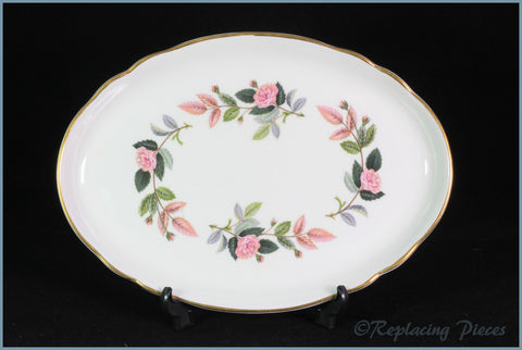 Wedgwood - Hathaway Rose - Dressing Table Tray