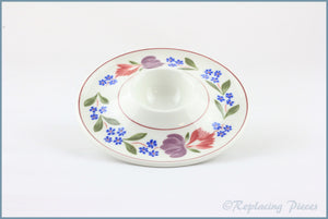 Adams - Old Colonial - Egg Plate