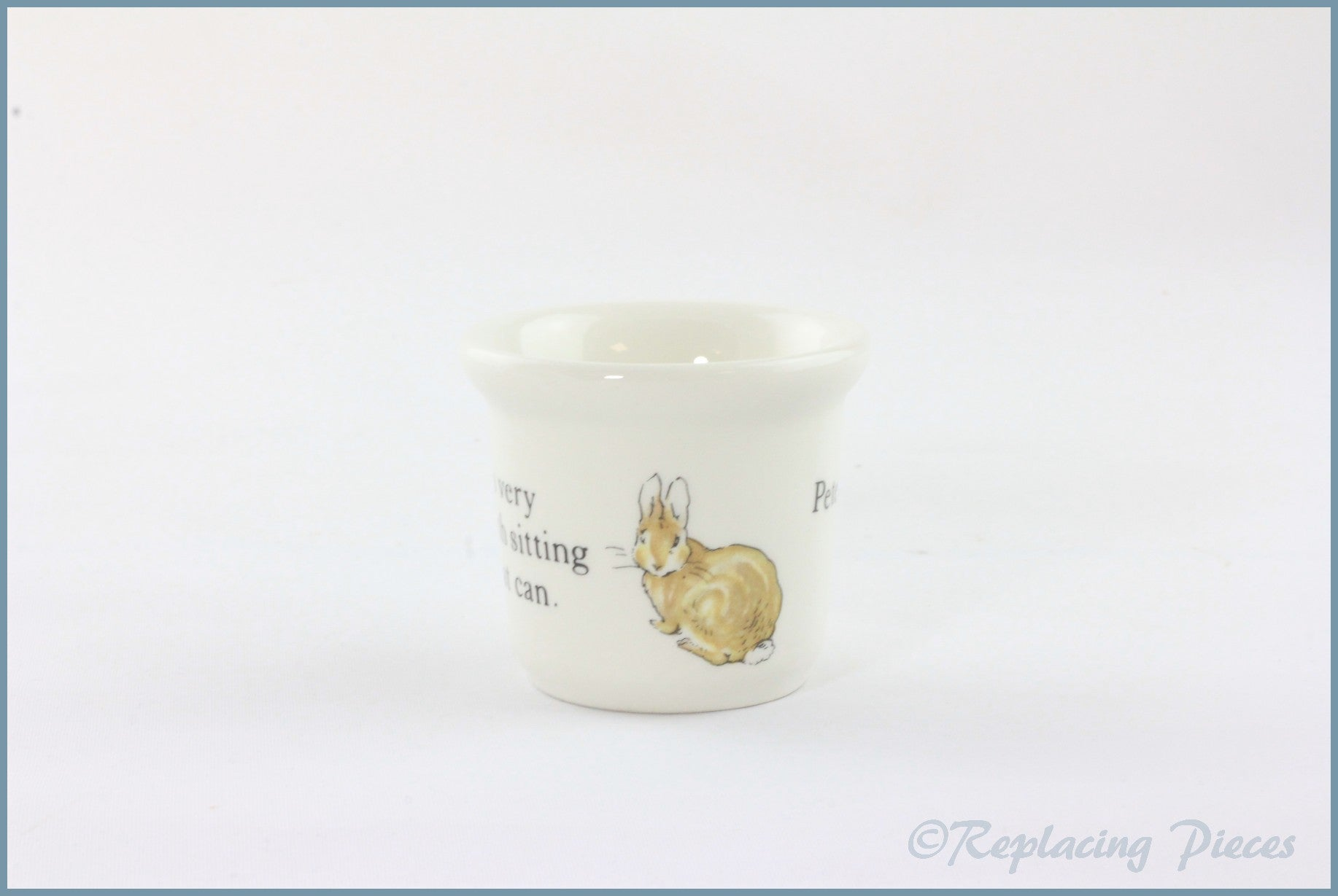 Wedgwood - Peter Rabbit - Egg Cup