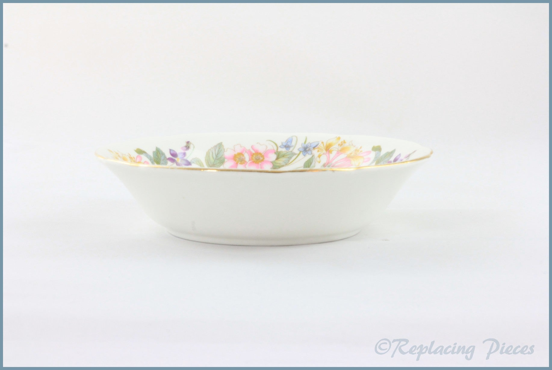 "Paragon - Country Lane - 5 1/2"" Fruit Saucer"