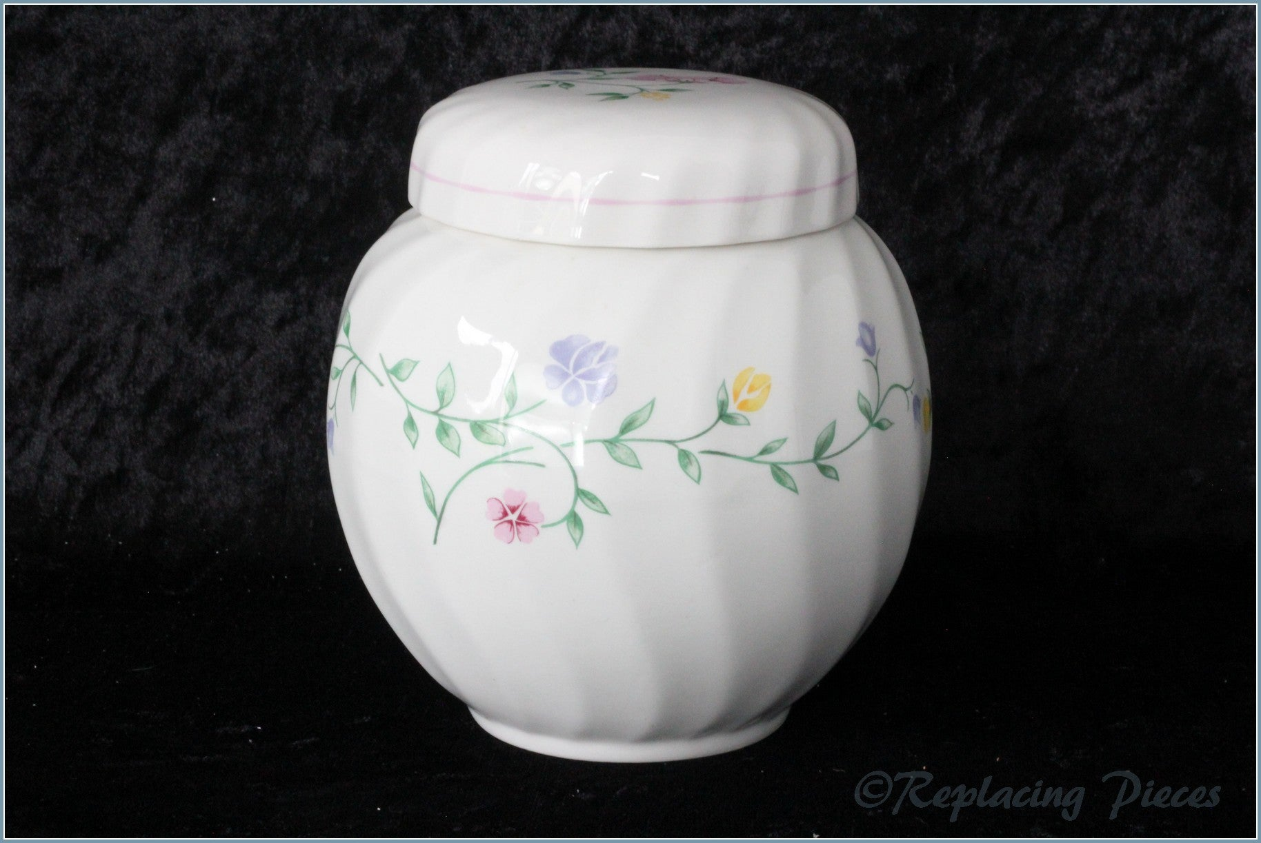 Johnson Brothers - Summer Chintz - Ginger Jar