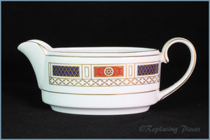 Coalport - Marlborough - Gravy Boat