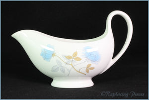 Wedgwood - Ice Rose - Gravy Boat