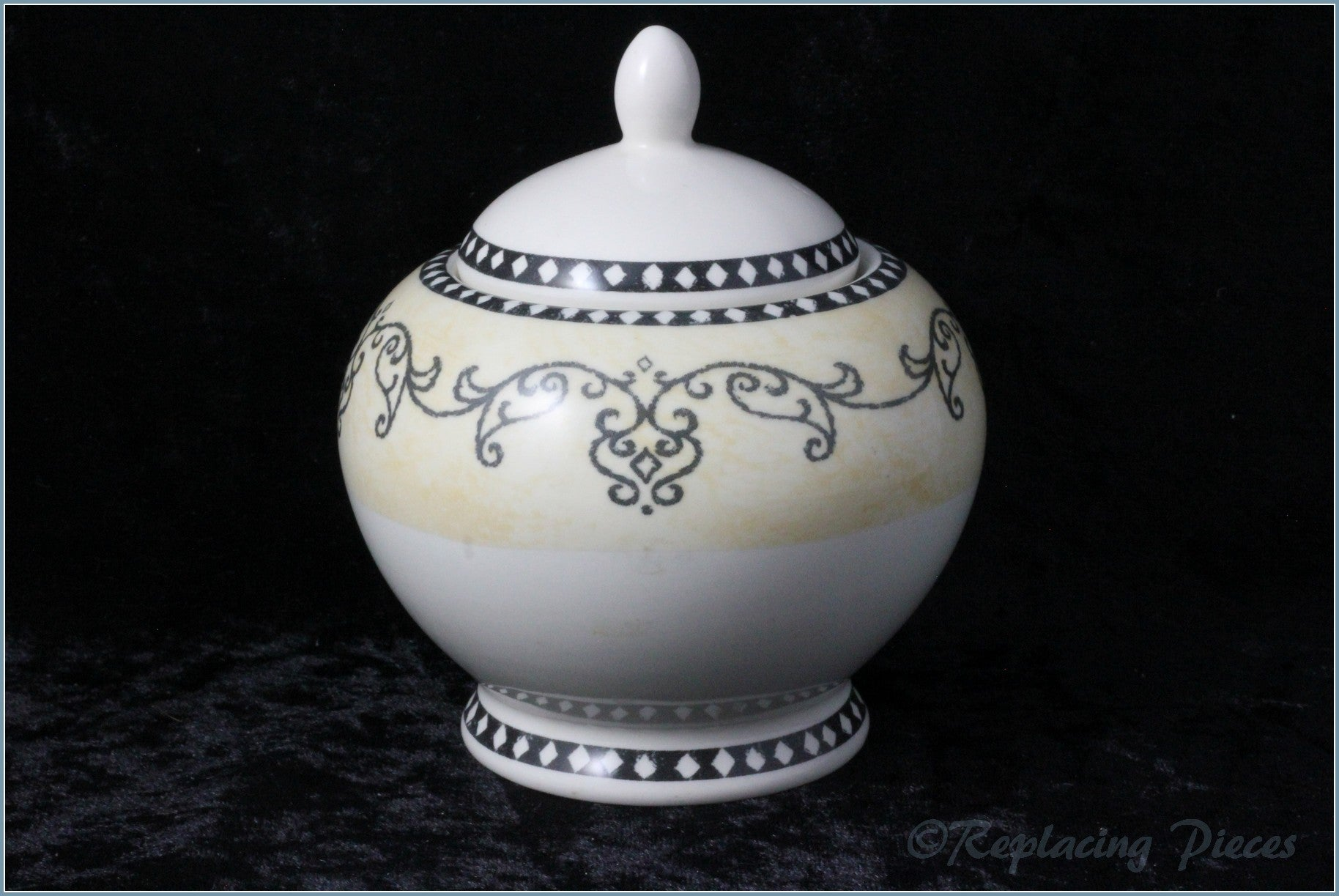 Churchill - Ports Of Call - Cappadocia - Lidded Sugar Bowl