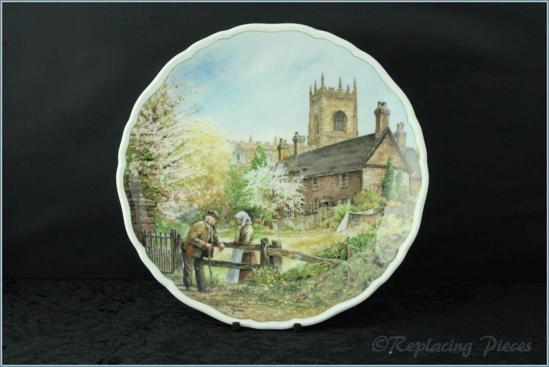 Royal Doulton - Village Life - Memory Lane