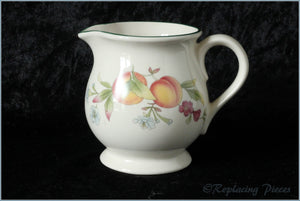 Cloverleaf - Peaches & Cream - Milk Jug