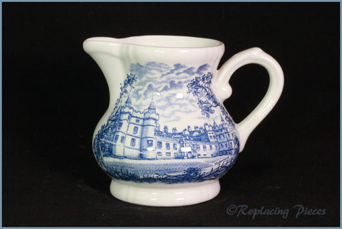 Broadhurst - Commemoration Of Charles & Diana's Wedding - Milk Jug