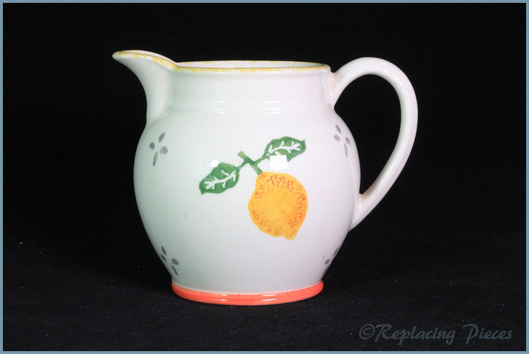 Laura Ashley - Summer Fruits - Milk Jug
