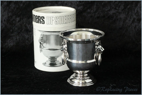 Viners - Miniature Wine Cooler (Silver Plated)