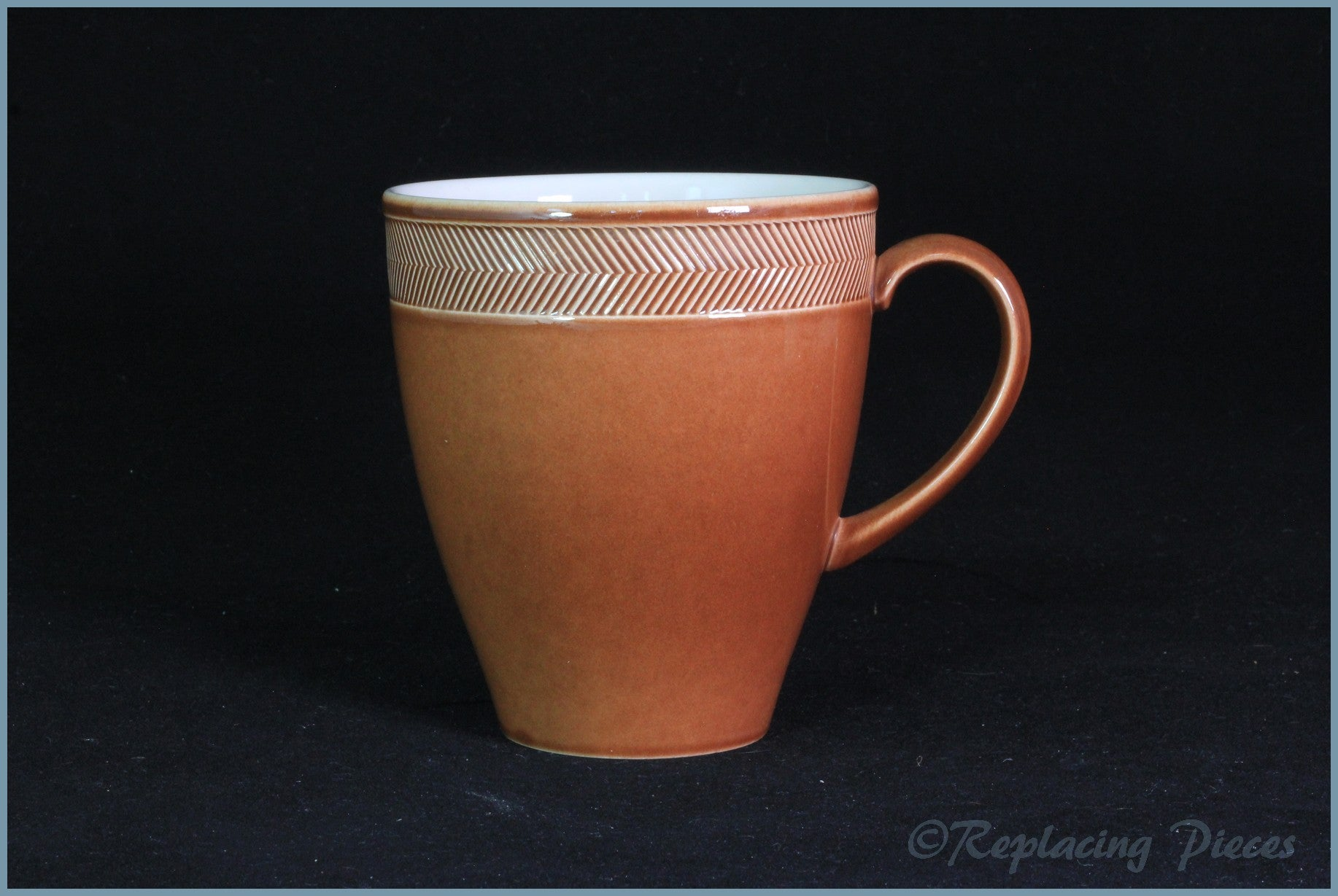 Wedgwood - Weekday Weekend - Mug (Brown)