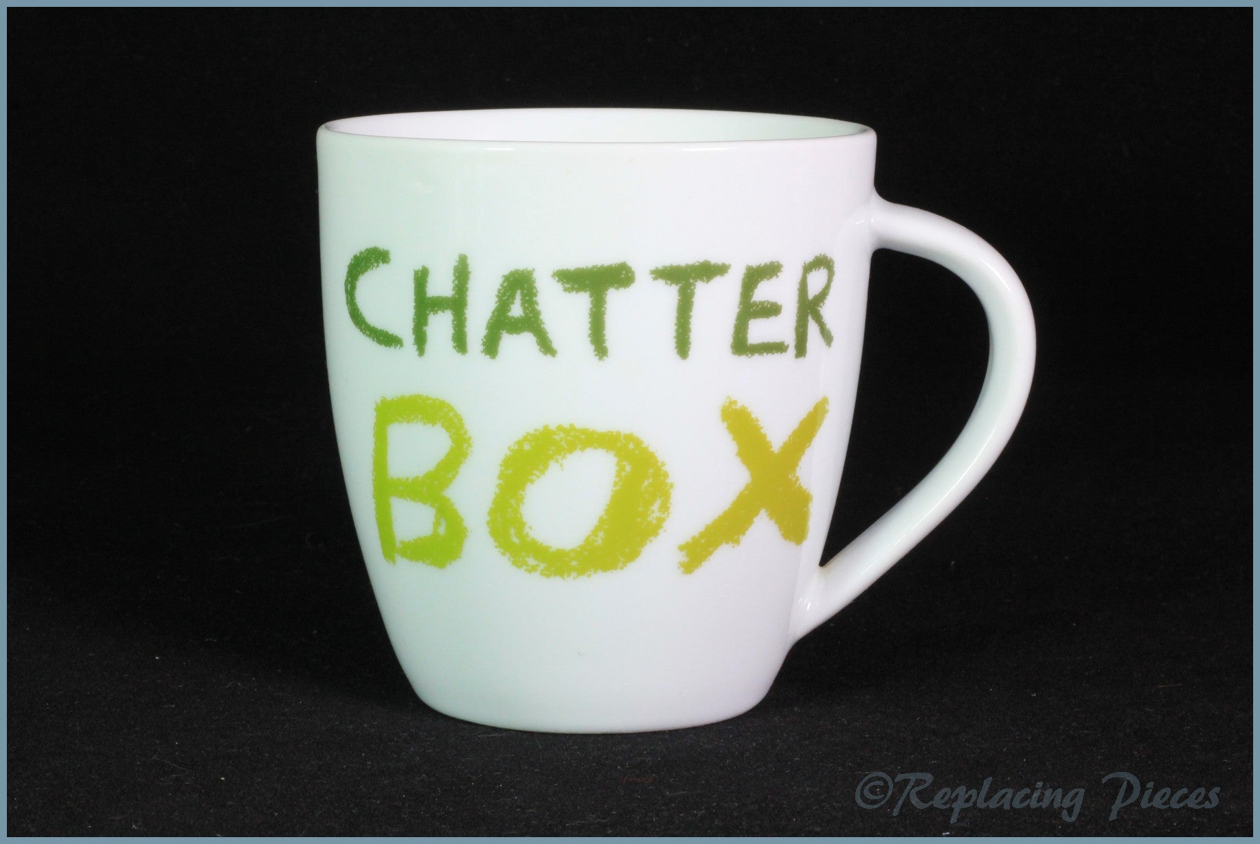 Queens - Jamie Oliver Mugs - Chatter Box