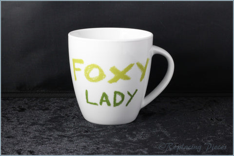 Queens - Jamie Oliver Mugs - Foxy Lady