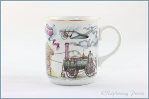 Royal Worcester - Mugs - God Speed The Plough