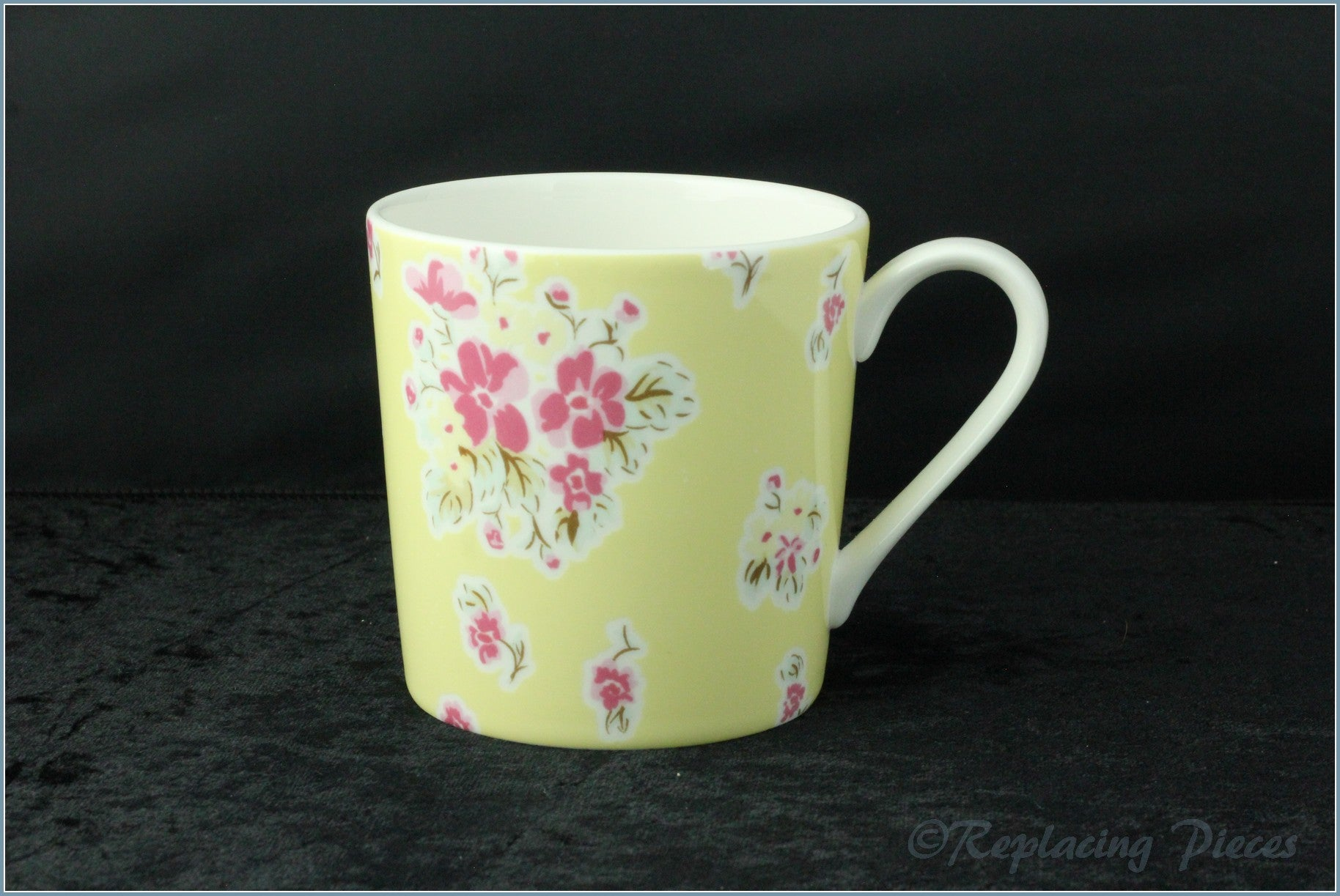 Marks & Spencer - Ditsy Floral - Mug (Yellow)