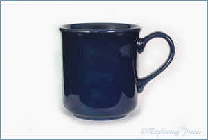 Staffordshire - Unknown 5 (Plums) - Mug
