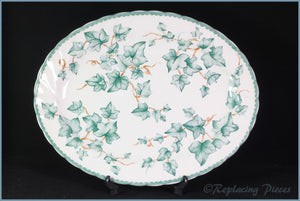 "BHS - Country Vine - 12"" Oval Platter"