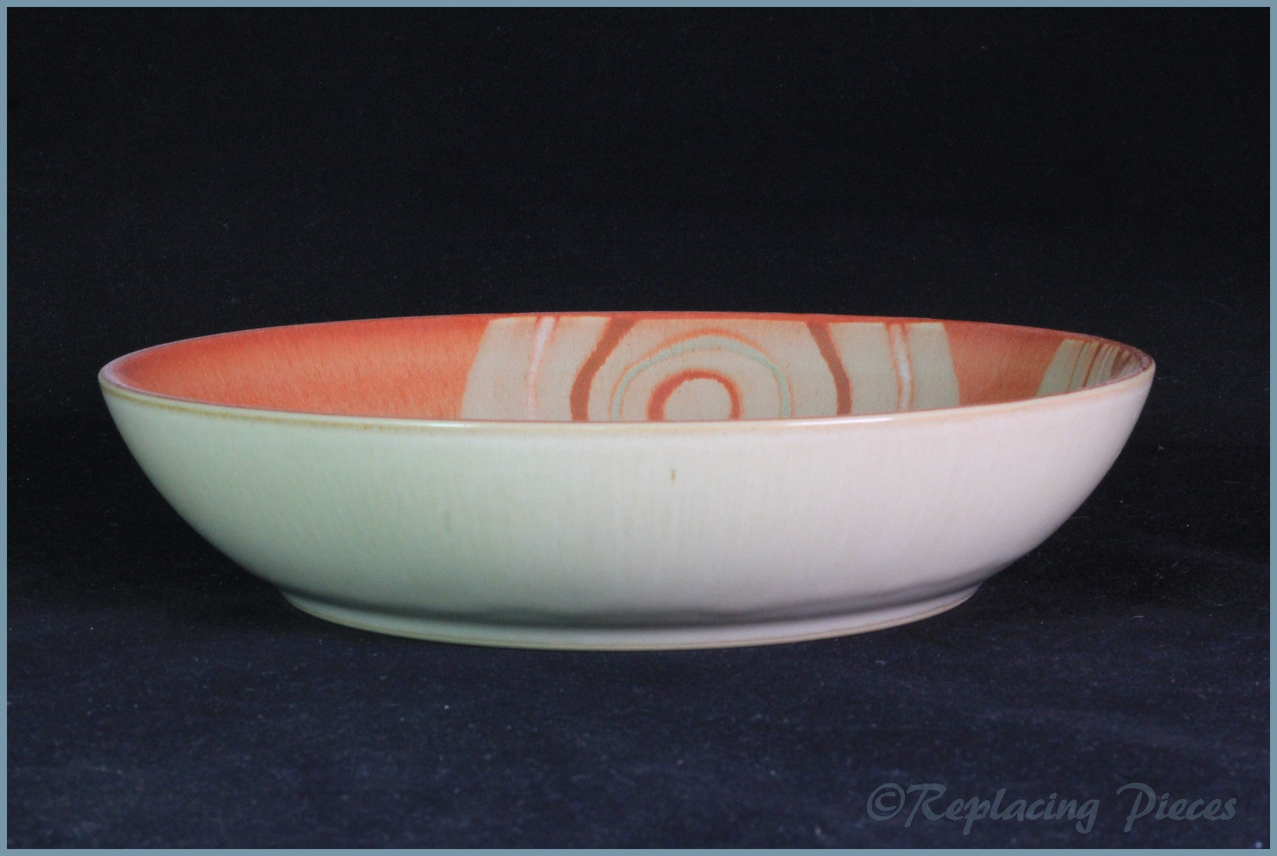 Denby - Fire - Pasta Bowl (Chilli)