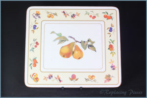 Royal Worcester - Evesham Gold - Oblong Place Mat
