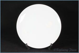 "Marks & Spencer - White Essentials - 7 1/2"" Side Plate (Coupe Shape)"