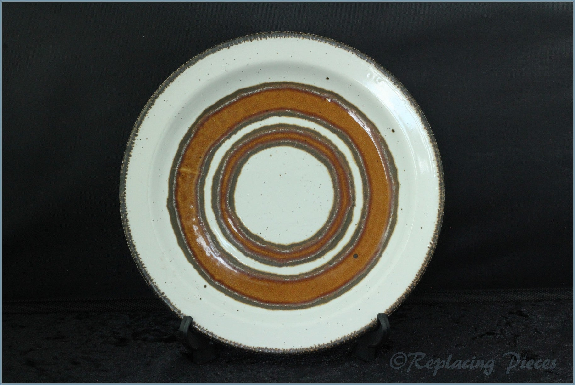 "Midwinter - Earth - 8"" Salad Plate"