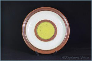 "Denby - Potters Wheel (Yellow) - 6 3/4"" Side Plate"