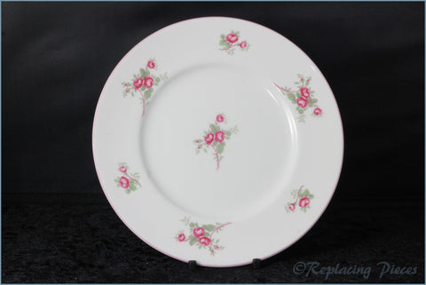 "Shelley - Rosebud - 6 1/2"" Side Plate"